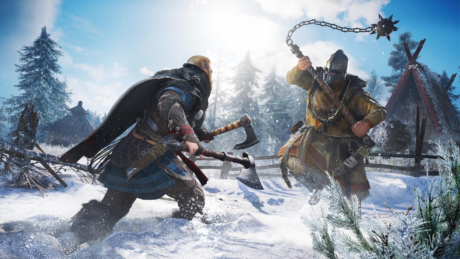 Покоряем с викингами Англию