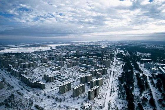 заказать чартер в Припять и Чернобыль