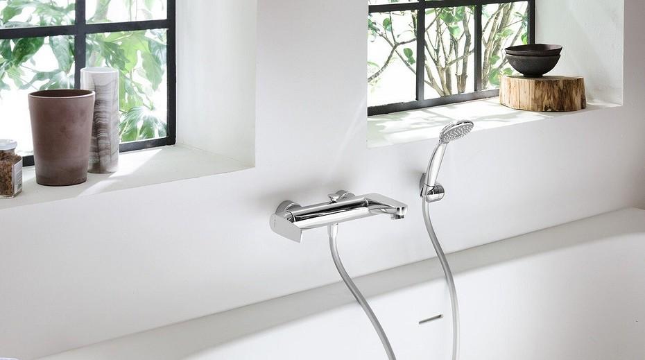 комплект смесителей для ванны