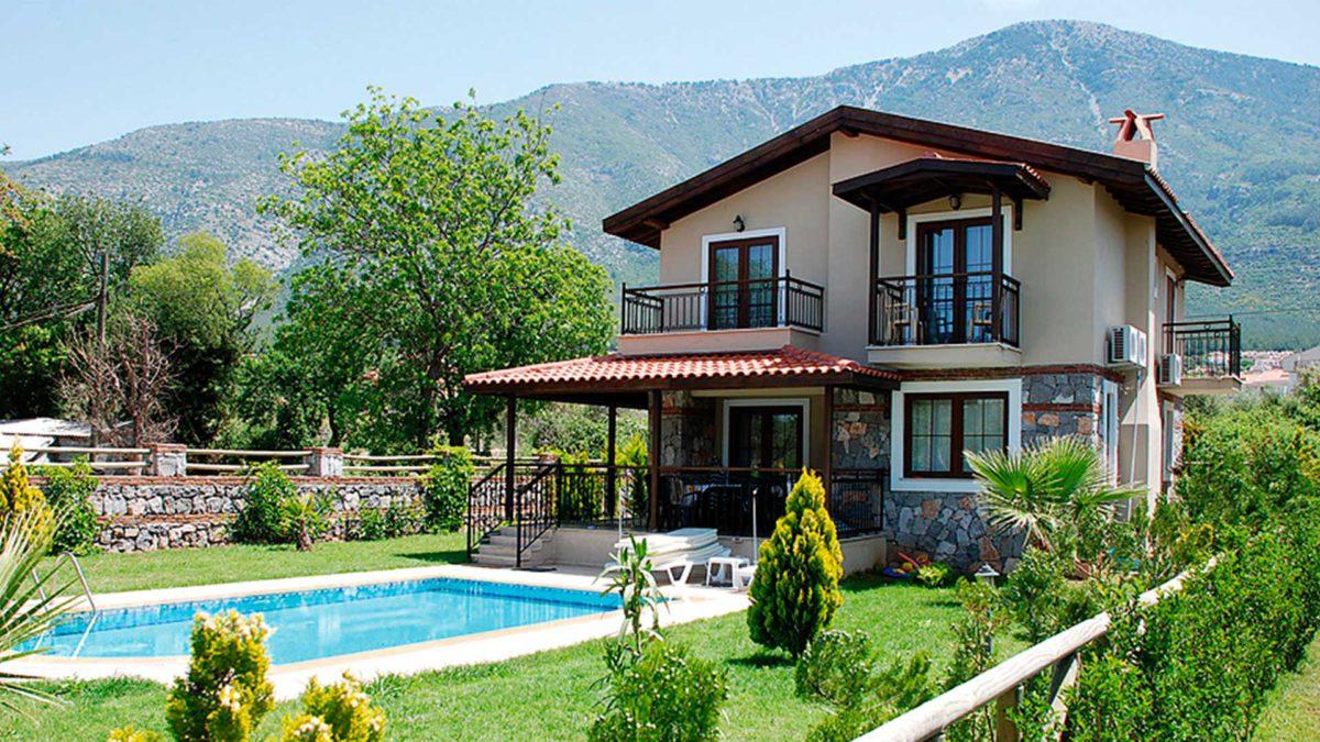купить дом в Турции цены