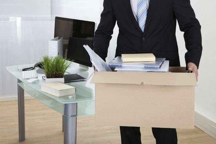 Правильная упаковка офисной мебели и вещей