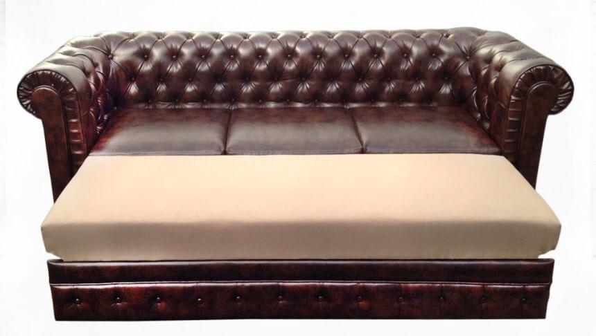 раскладной английский диван