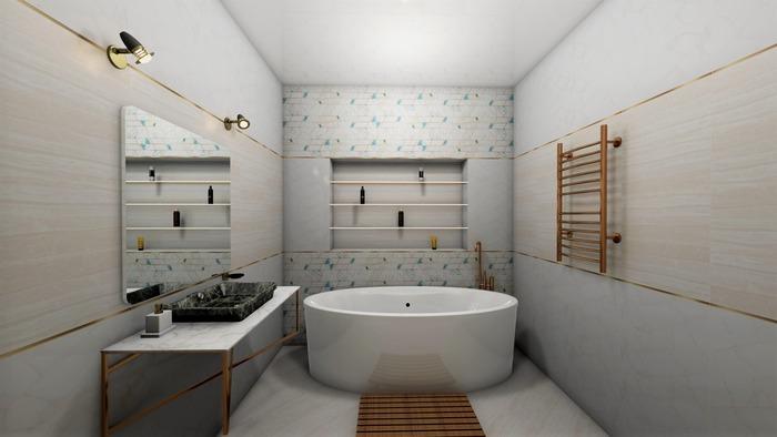 заказ плитки в ванную по интернету