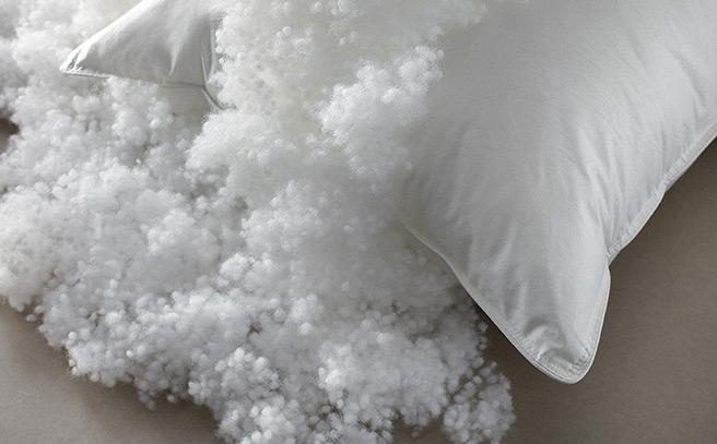 Какие бывают наполнители подушки