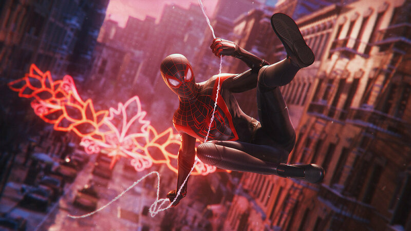 Spider-Man: Miles Morales — новый Человек-Паук