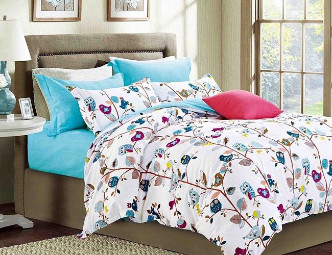 купить постельное двуспальное белье