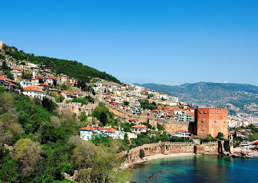 цена недвижимости в Турции
