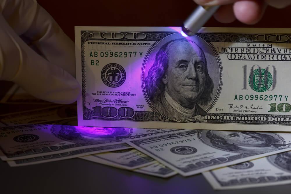 почему необходимо проверять валюту на подлинность