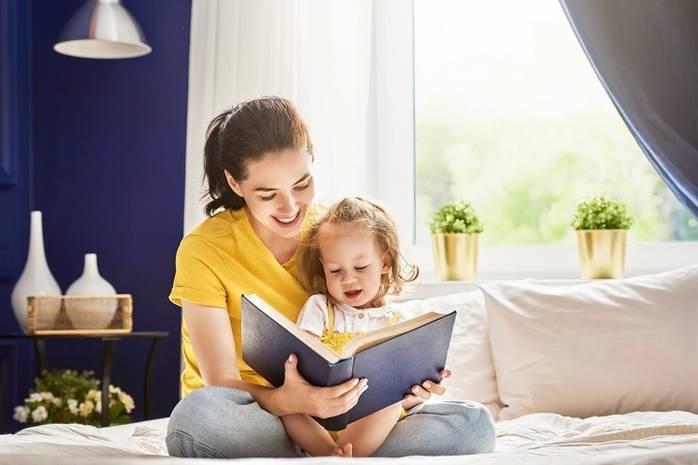 литература для детей 3-4 лет