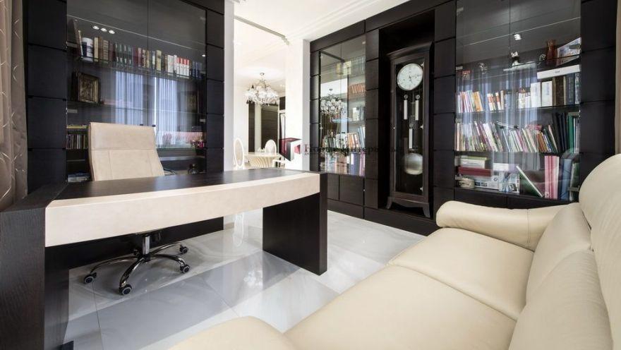 мягкая мебель в кабинет