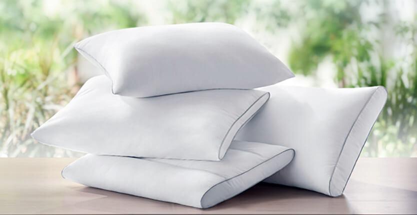 Что должно быть внутри подушки