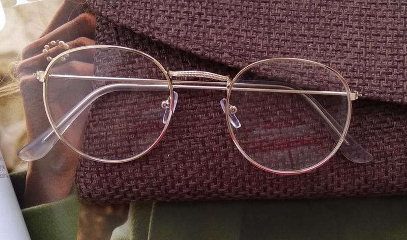 имиджевые очки-нулевки