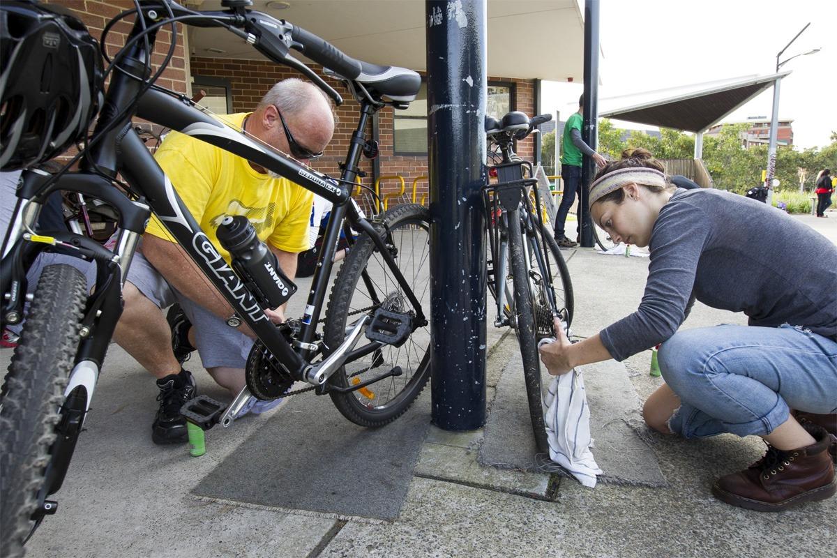 запасные части к велосипедам