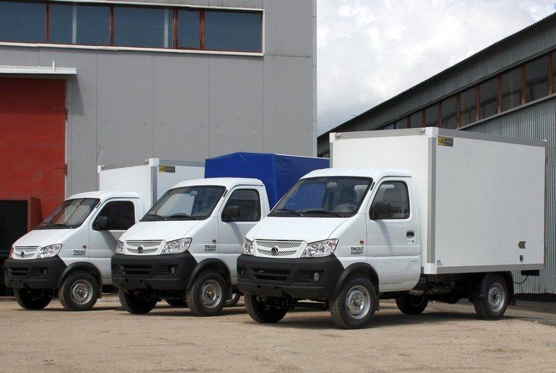 грузовой автотранспорт до 3 тонн