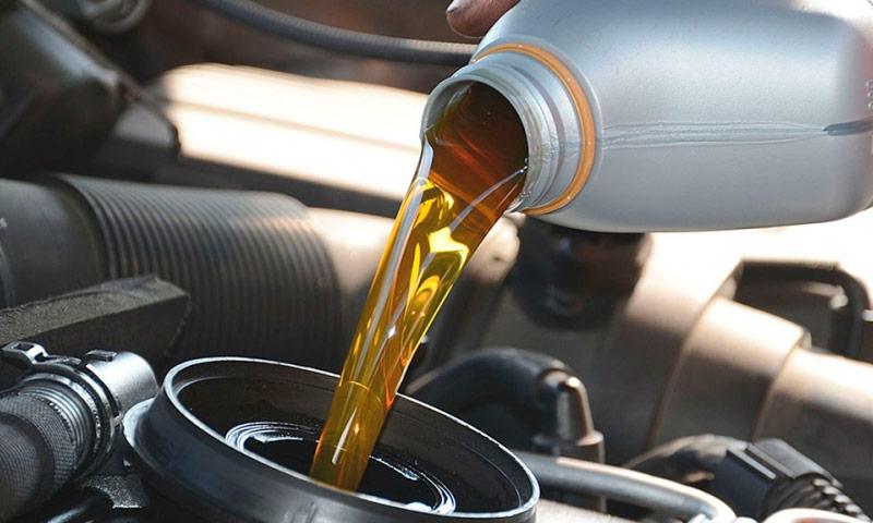масла для автомобиля