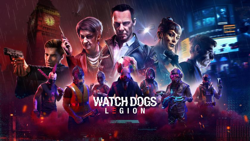 Добро пожаловать в антиутопию Watch Dogs: Legion