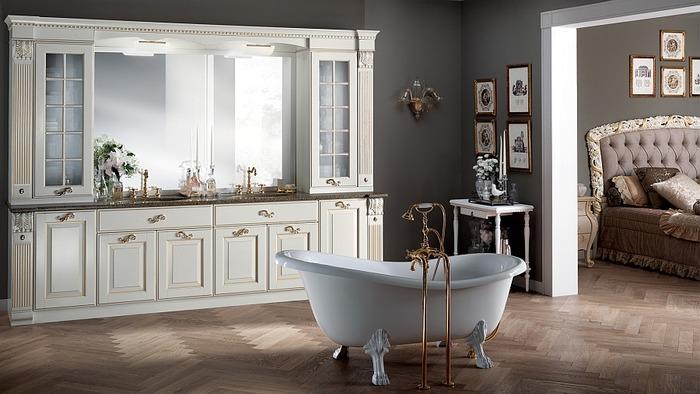 дизайнерская мебель для ванной