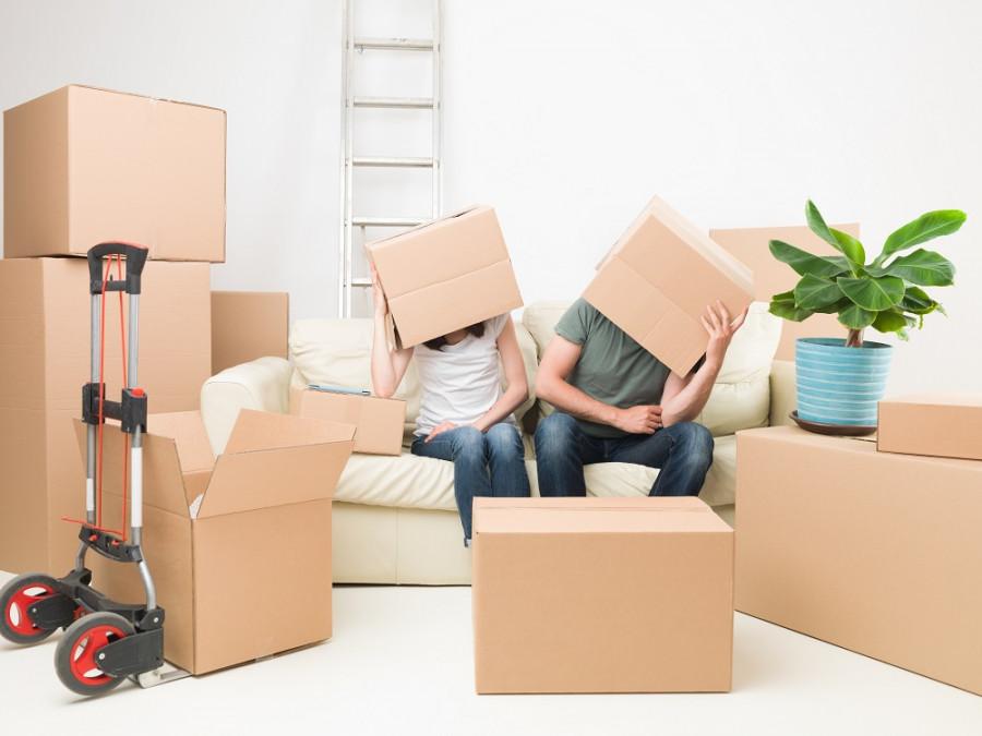 сложности при переезде своими силами