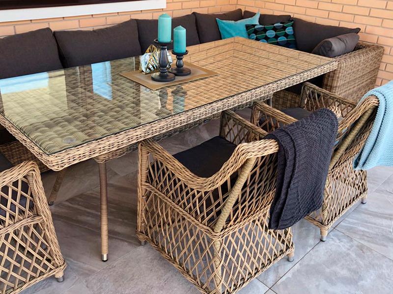 как подобрать размер стола на кухню