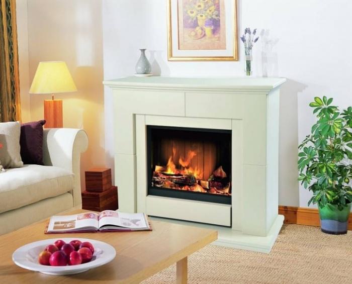 Как сделать помещение уютнее с помощью электрокамина