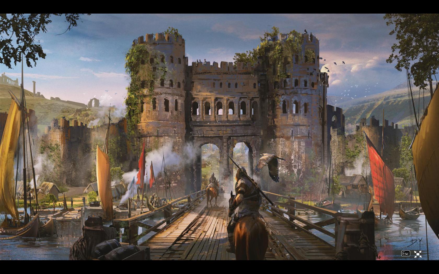 Assassin's Creed Valhalla — лучший старт продаж в франшизе