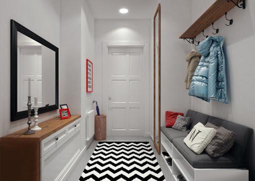 идеи для дизайна коридора