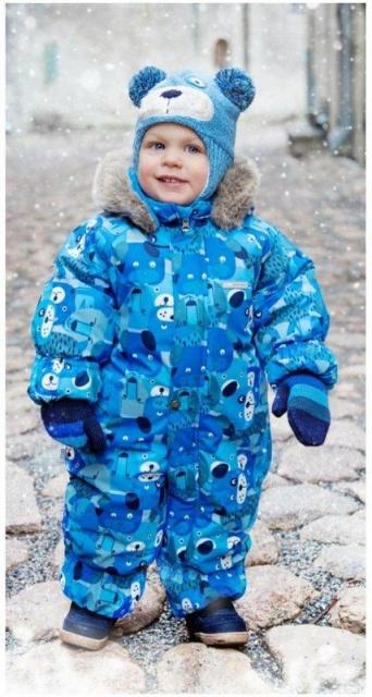 Зимний комбинезон Lenne для мальчиков