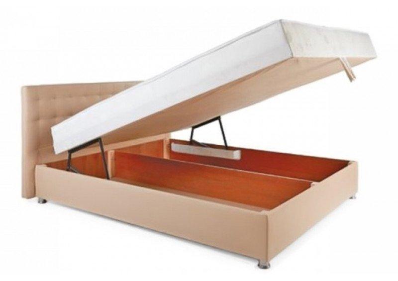 Выбираем кровать с нишами под хранение вещей