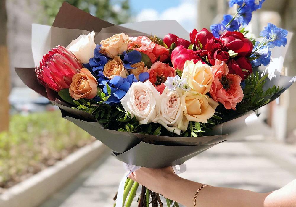 Львов доставка цветов