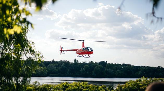 купить сертификат на вертолетную прогулку