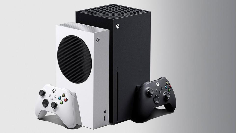 плюсы Xbox Series