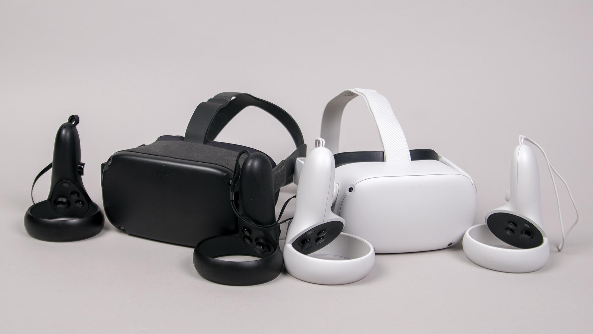 Oculus Quest 2 купить онлайн