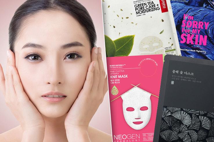 корейские маски купить онлайн