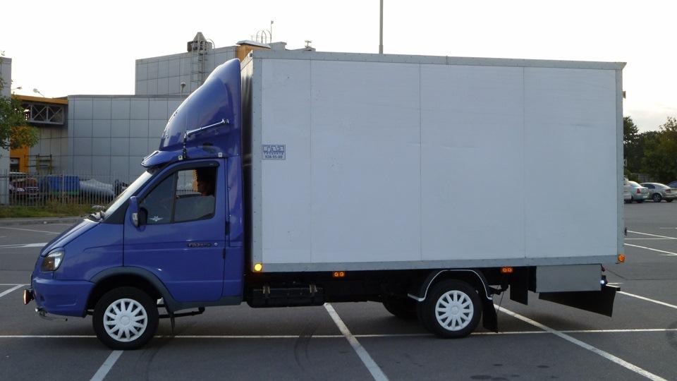 грузовой транспорт до 2 тонн
