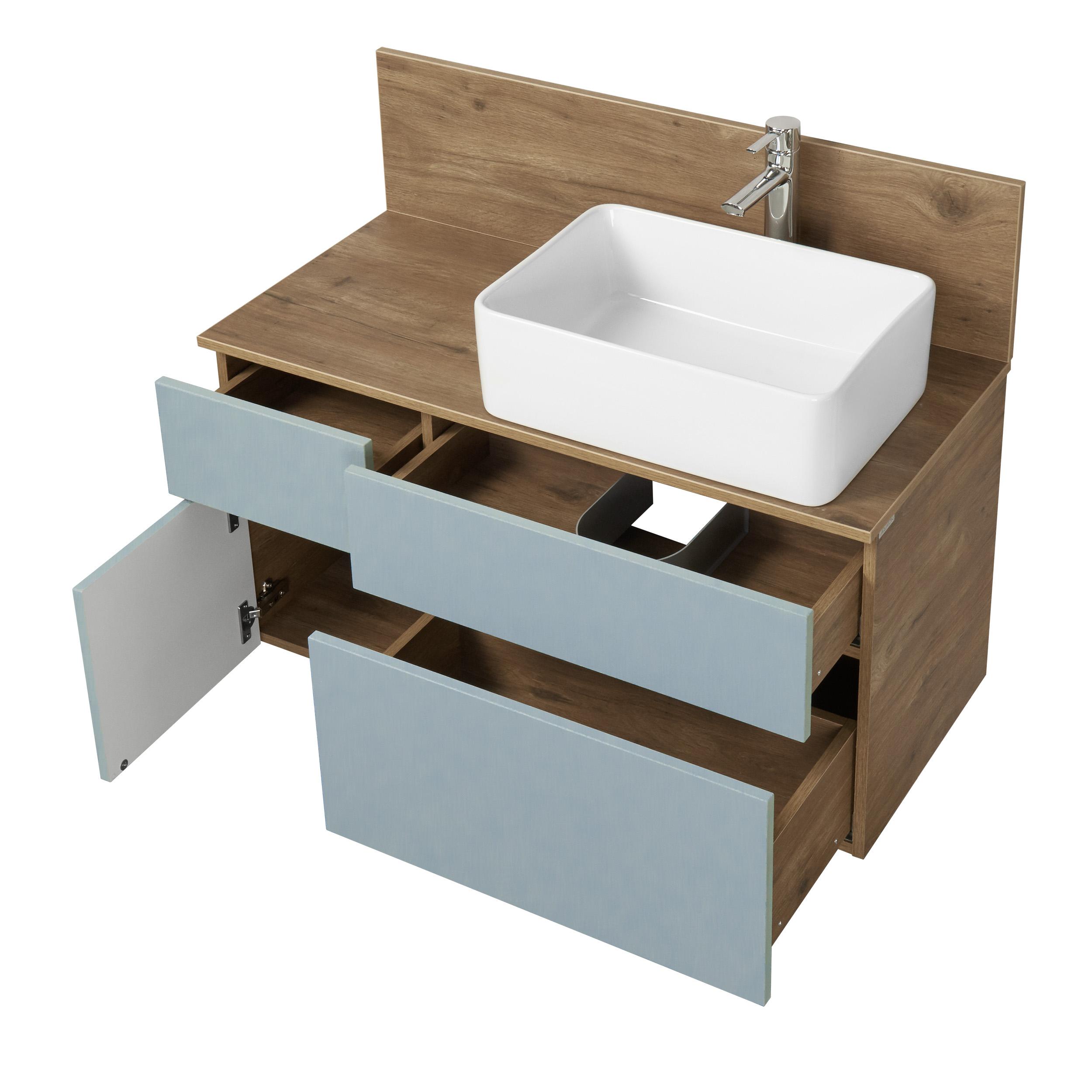 материал тумбы для ванной