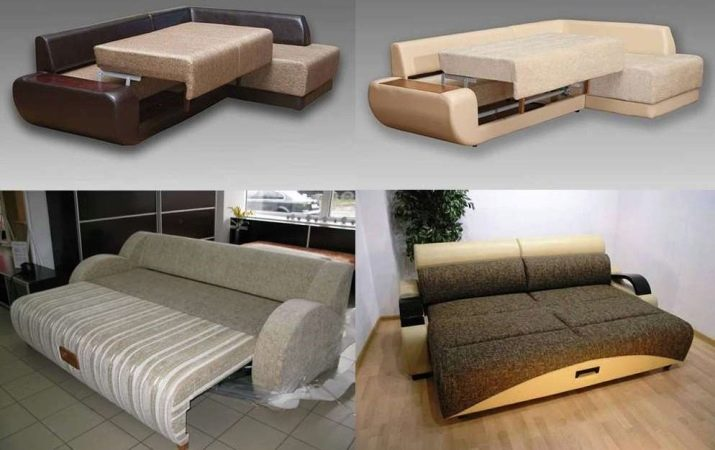 особенности диванов Пума