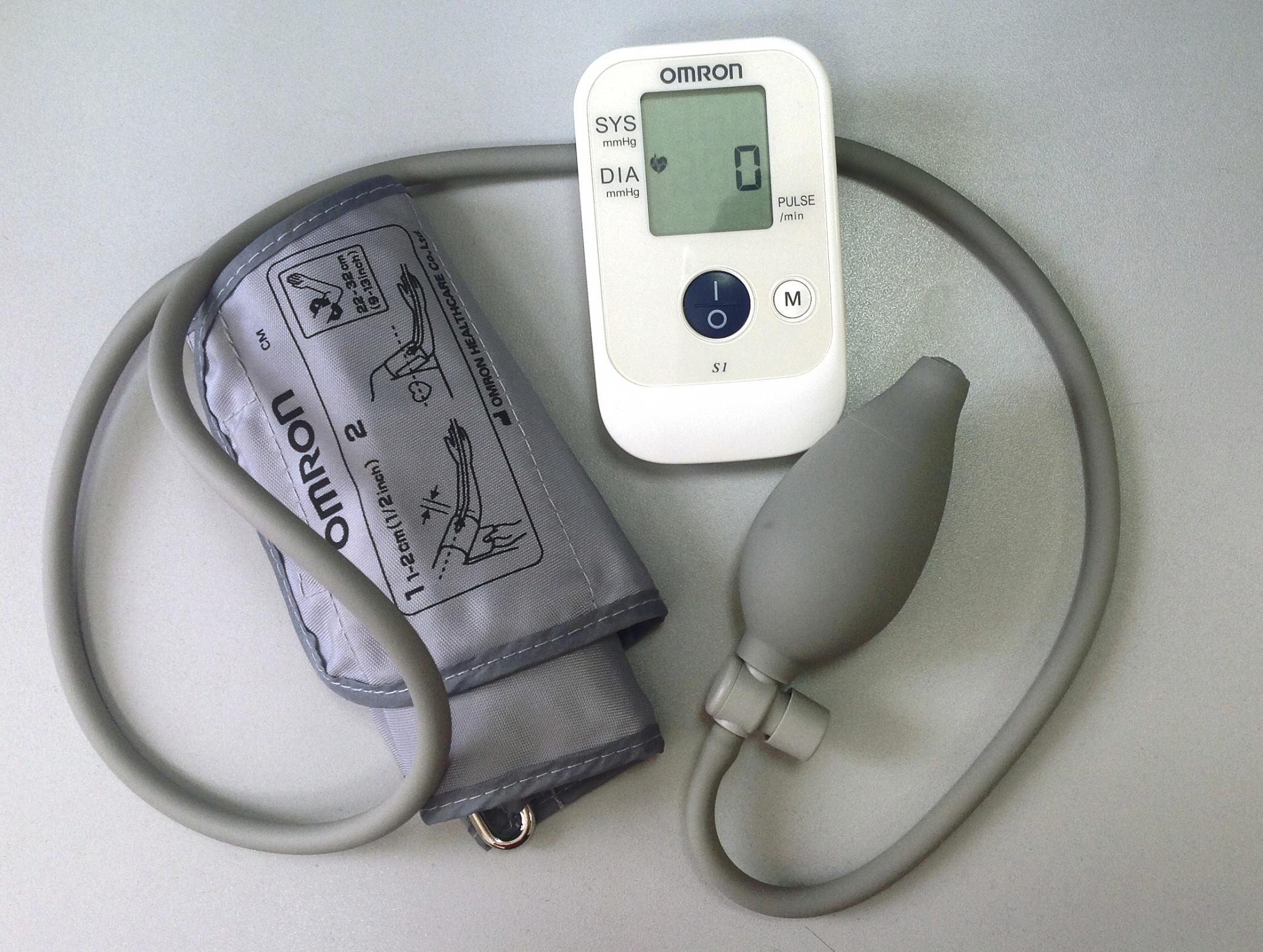 аппарат для измерения давления AND
