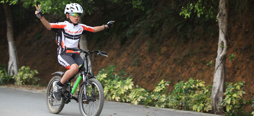 Выбираем подходящий велосипед для подростка