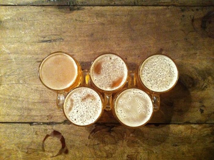 крафтовое пиво польза