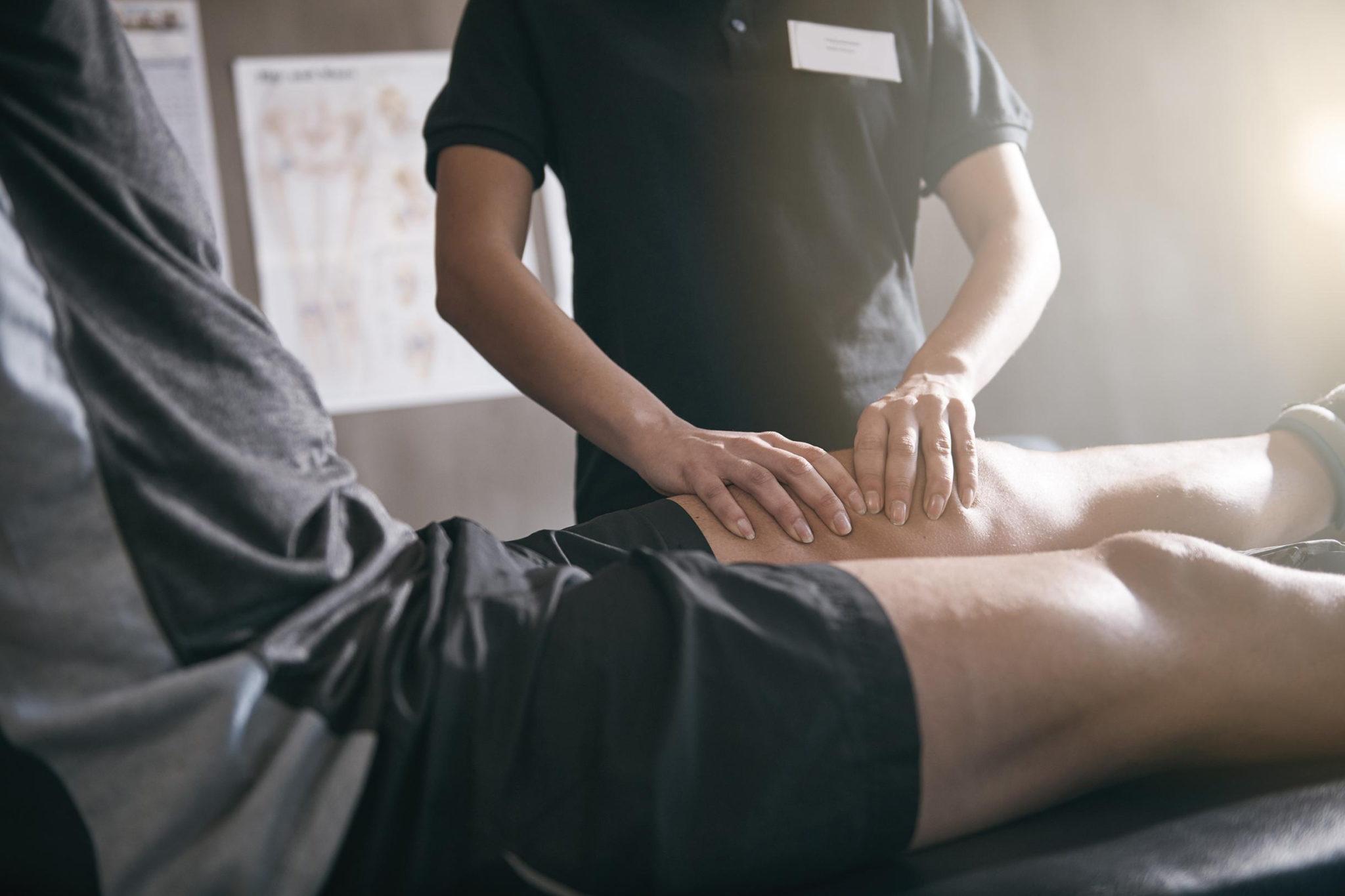 зачем нужен спортивный массаж