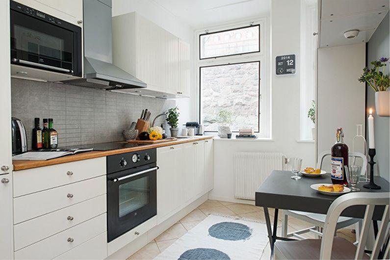 как собрать удобную кухню