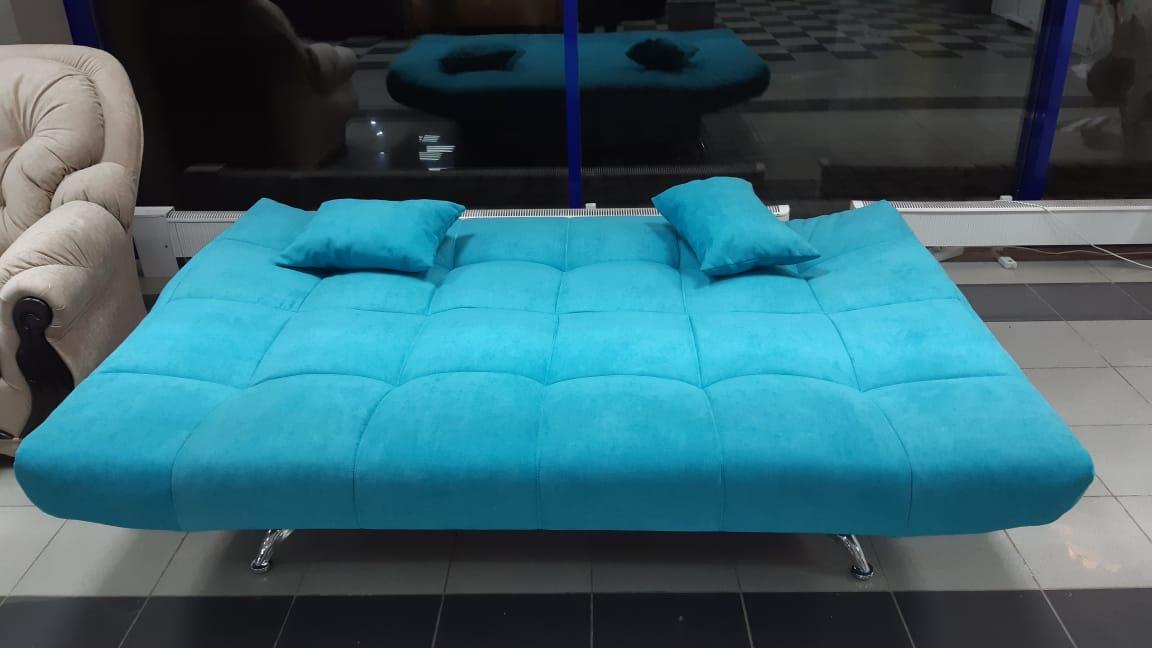 как разложить диван клик кляк