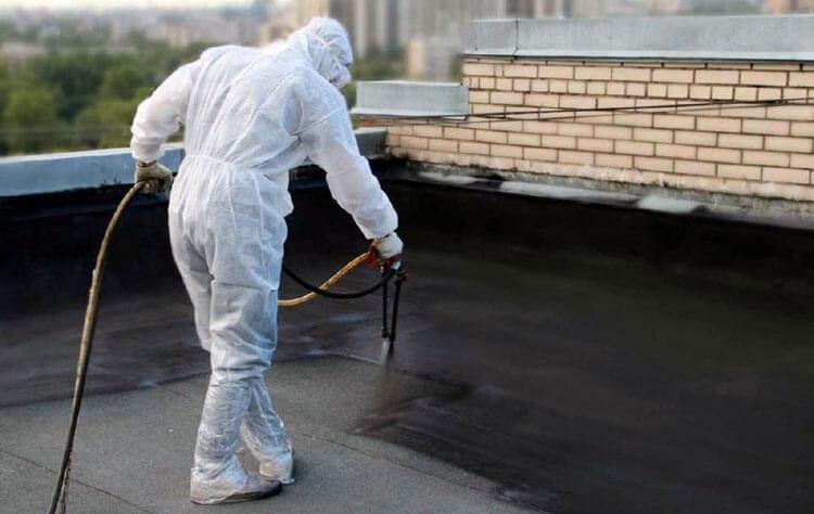 какую гидроизоляцию выбрать для крыши