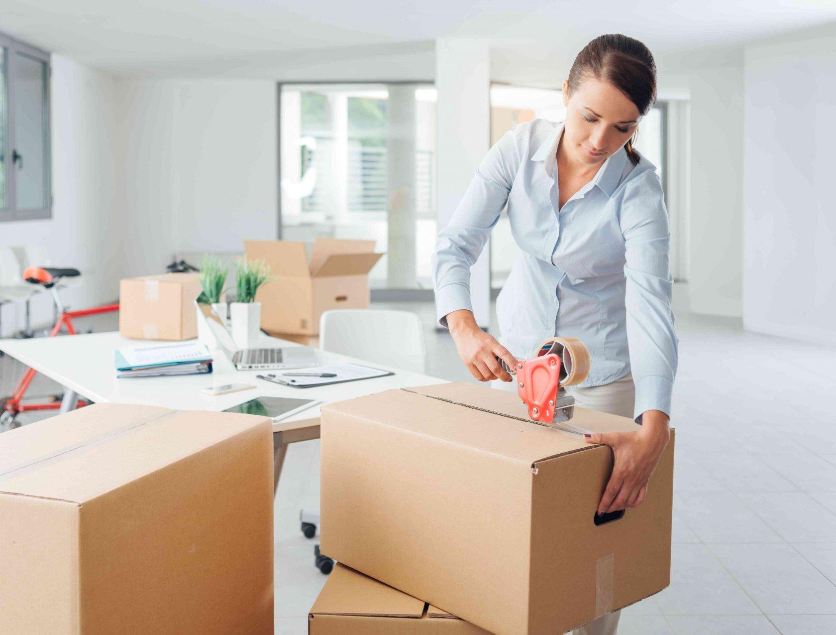 как организовать переезд