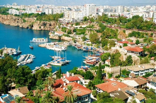 дома в Турции купить