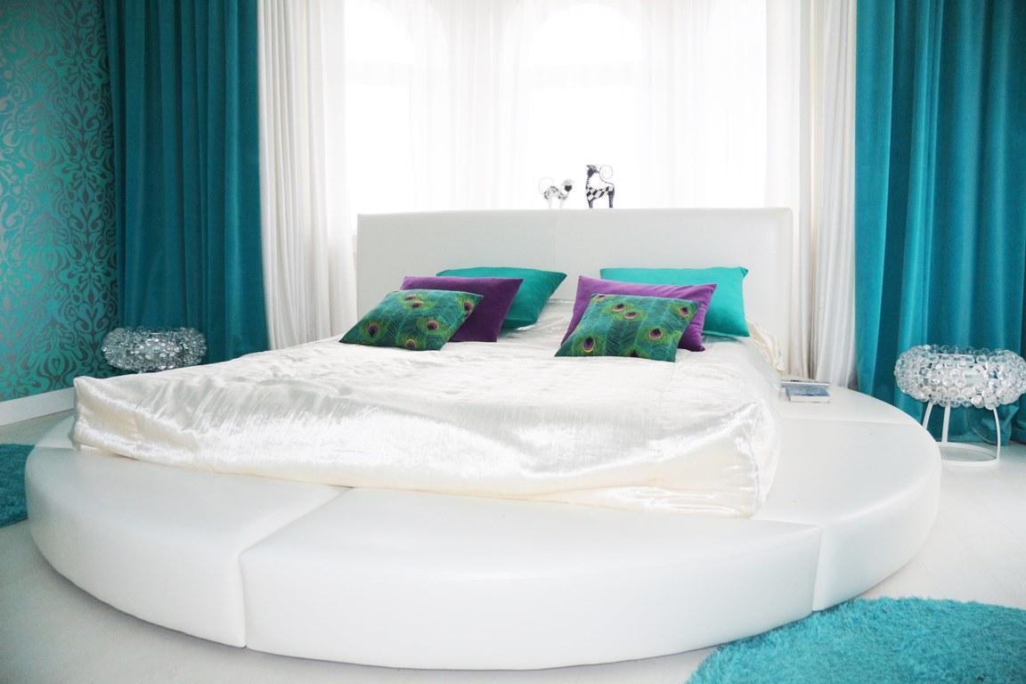 как определить размер и форму кровати