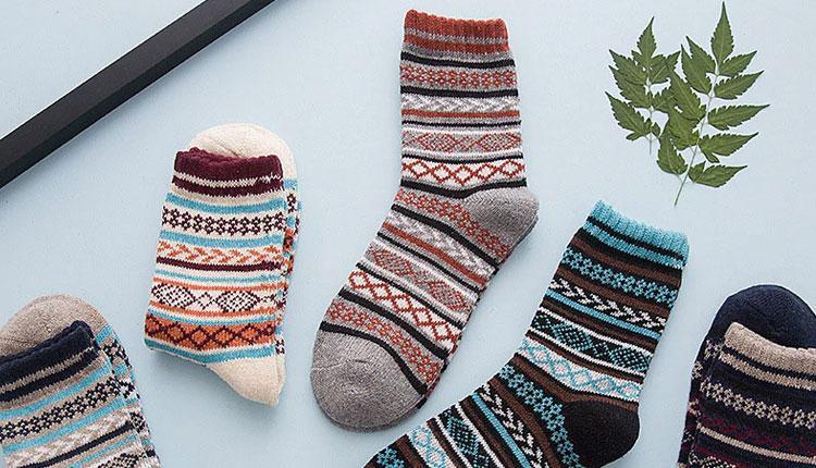 натуральные носки
