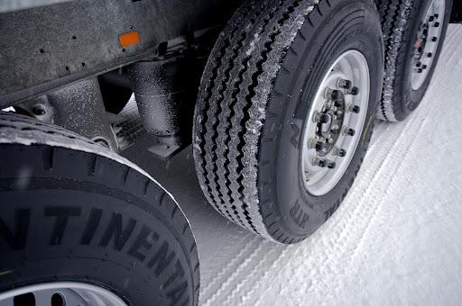 шины зимние на грузовиках