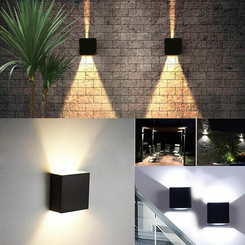 Выбираем светильники на стену