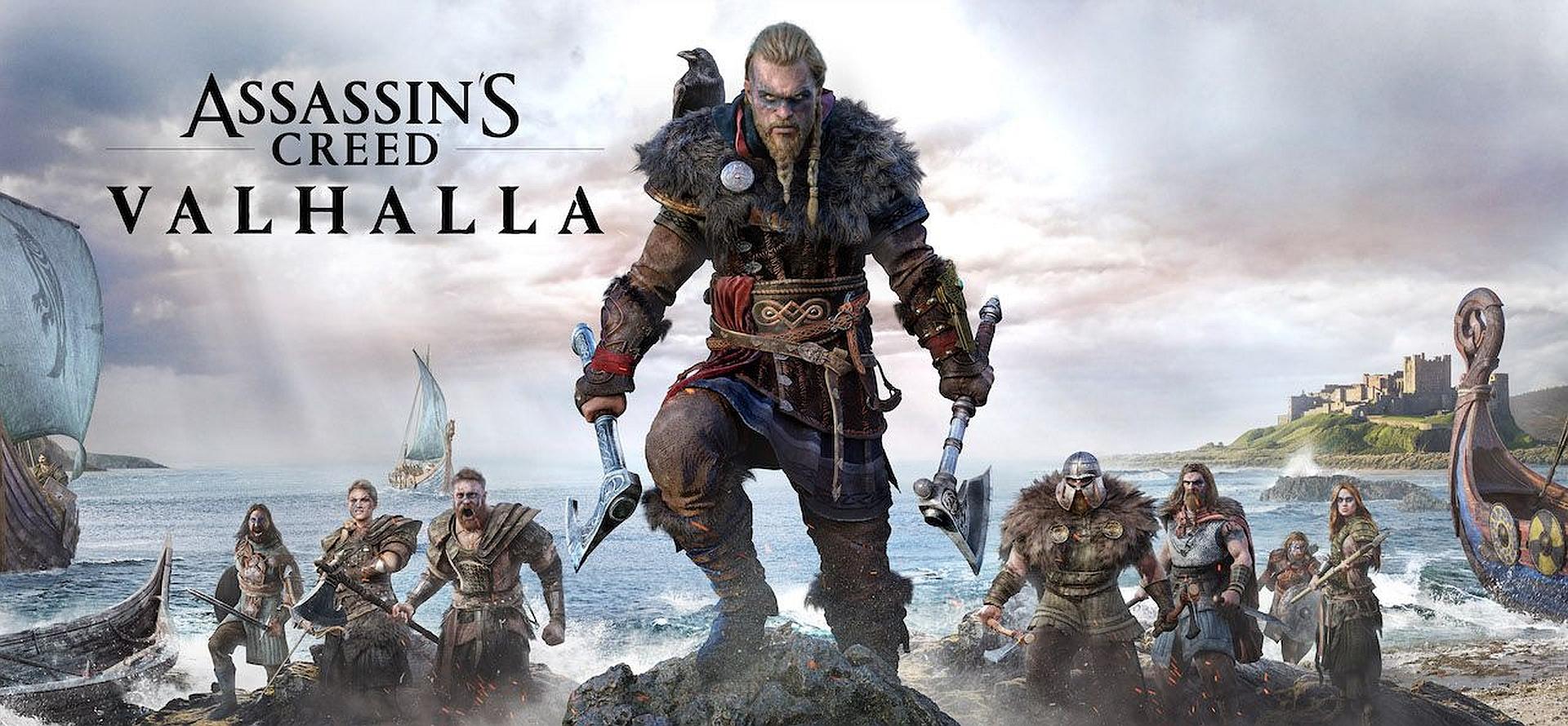 Игра Assassin's Creed Valhalla
